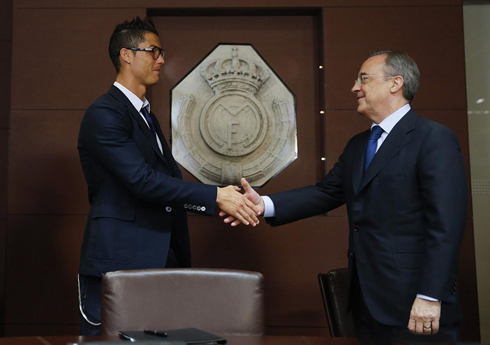 Image result for OFFICIAL: Ronaldo to renew Real Madrid contract until 2021