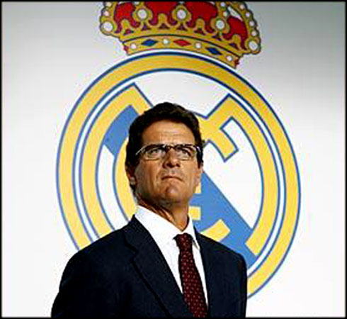 fabio capello en real madrid profutbolista