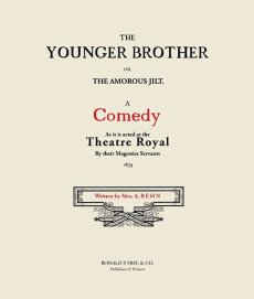 The Younger King: A Comedy