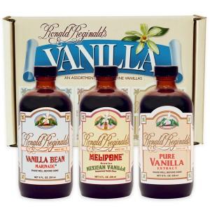 vanilla gift set