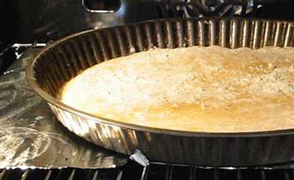 Cajun Cream Tarte Recipe