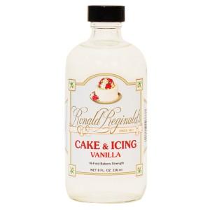 Cake & Icing Vanilla