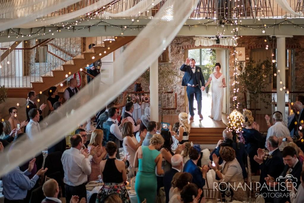 Ballymaloe House Wedding