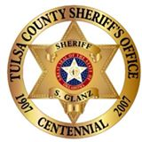 Tulsa Co SO badge