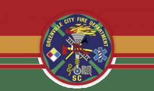 Greenville SC FD patch
