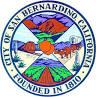 San Bernandino seal