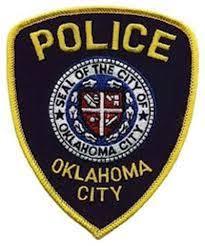 Oklahoma City police patch