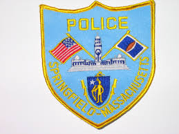 Springfield MA police patch
