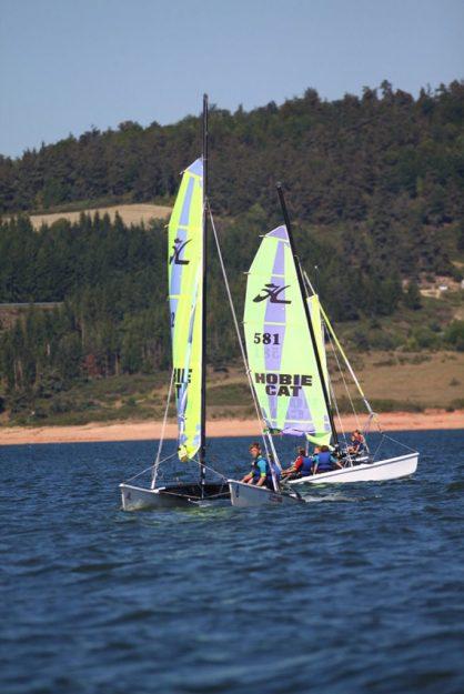 Trois catamarans (2)