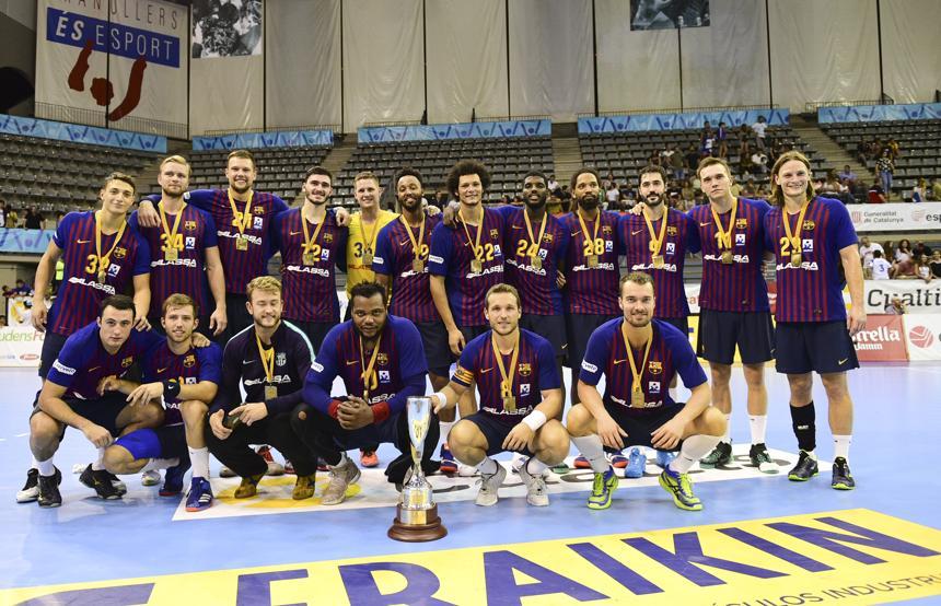 El Barça 2018-2019 (foto de EMD)