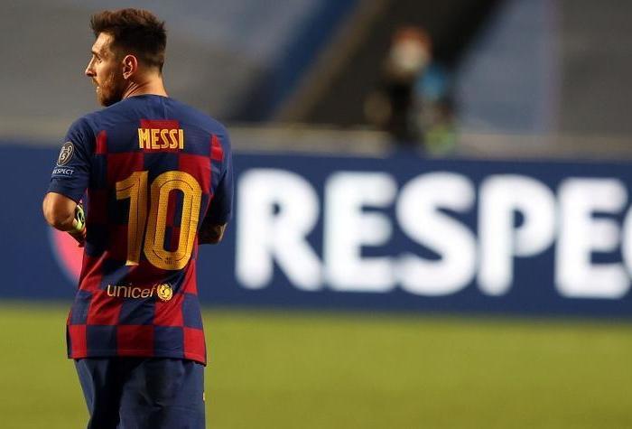 Messi se va