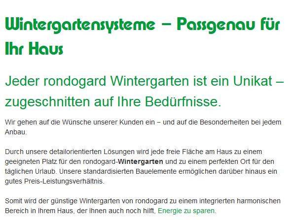 Wintergarten Fur Bindlach Rondogard Terrassendach Dachloggia