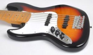 SX Ursa 2 MN 6 3TS Left Handed 6 String Bass Guitar wFree Padded Carry Bag &DVD   eBay