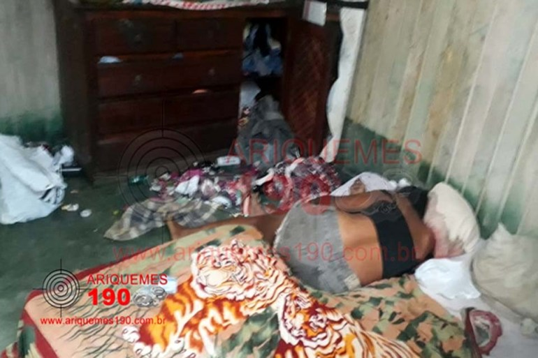 Mulher é encontrada morta com golpes na cabeça em Ariquemes