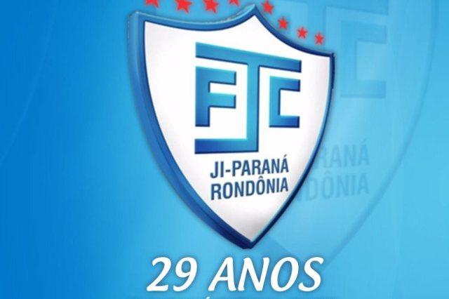 Maior Campeão de Rondônia, Ji-Paraná futebol club completa 29 Anos