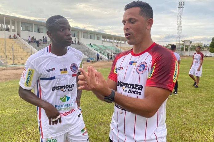 Líder do Estadual, técnico do Porto Velho revela: