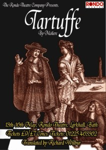 Tartuffe – May 2009 Bath Chronicle Review