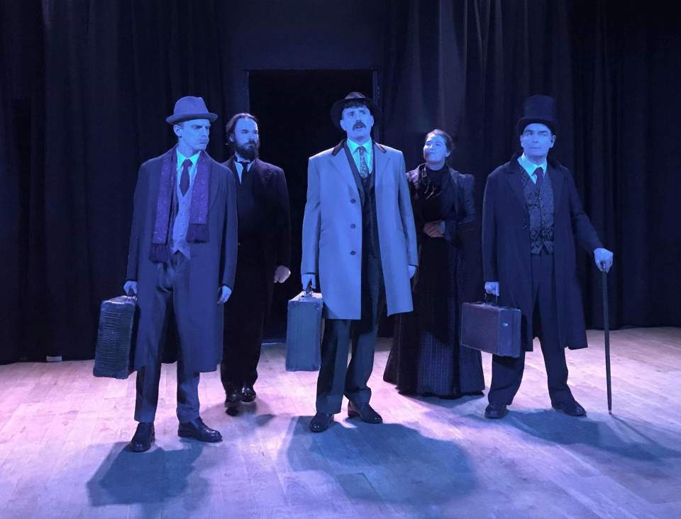 Hound of the Baskervilles Nov 2019
