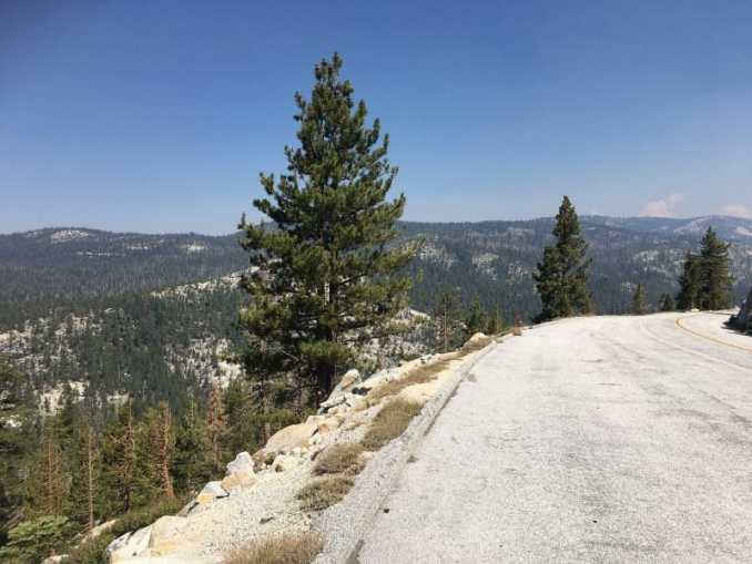 Tioga Pass Yosemite