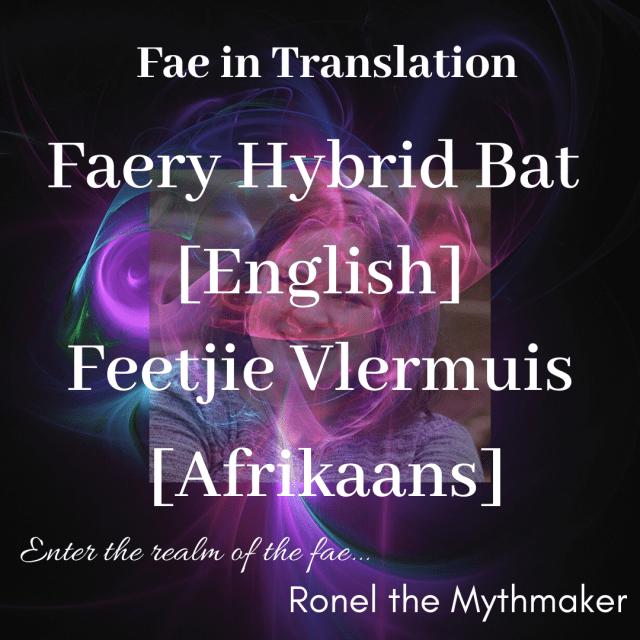 bat English Afrikaans