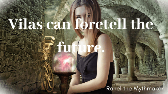 vilas can foretell the future