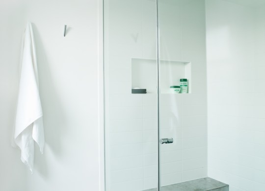 Minimal Modern Bathroom