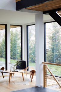 Atrium Beach House Natural Slate flooring