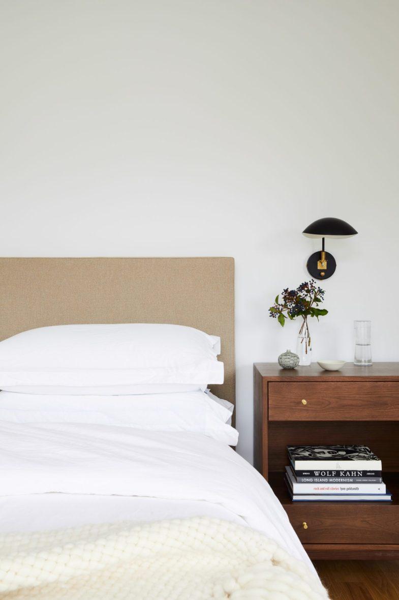Made in America craftsman artistry master bedroom natural