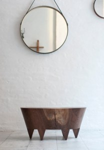 kieran kinsella wood stool