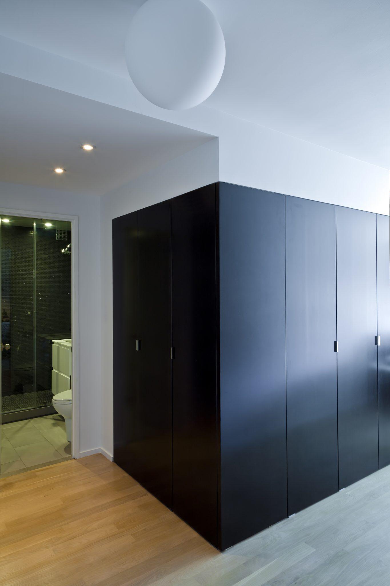 Black Box Closets Studio Apartment Maximize Space ...