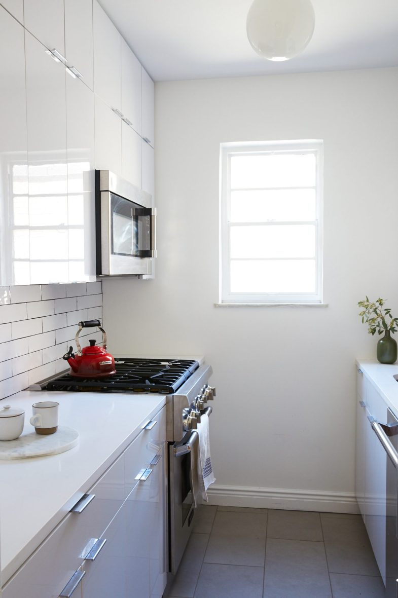 kitchen uptown renovation nyc