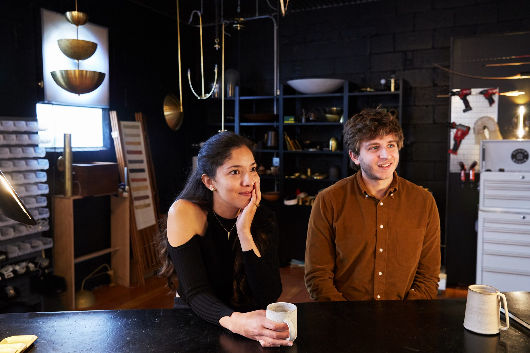 RONEN LEV INTERVIEW WITH: ALLIED MAKER Ryden and Lanette Rizzo
