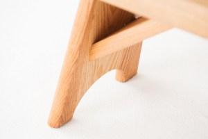 Merton wood bench