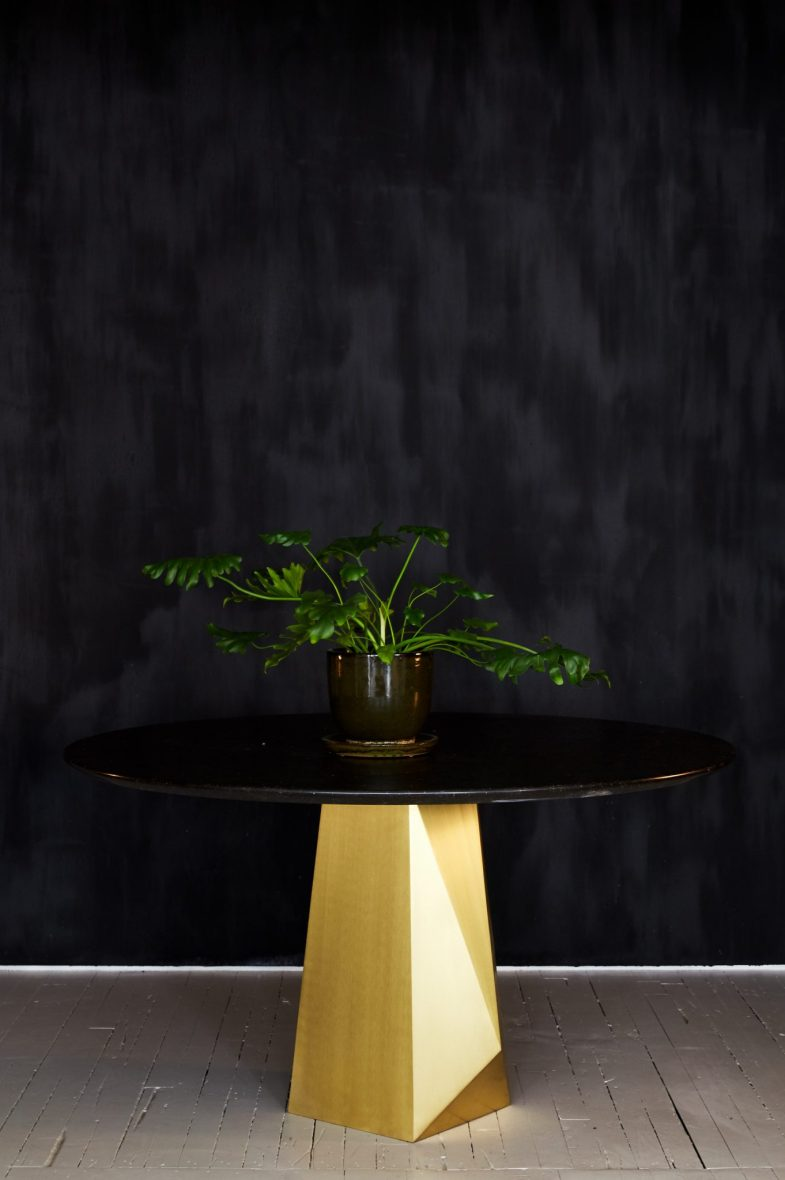 Egg Collective Oscar Dining Table