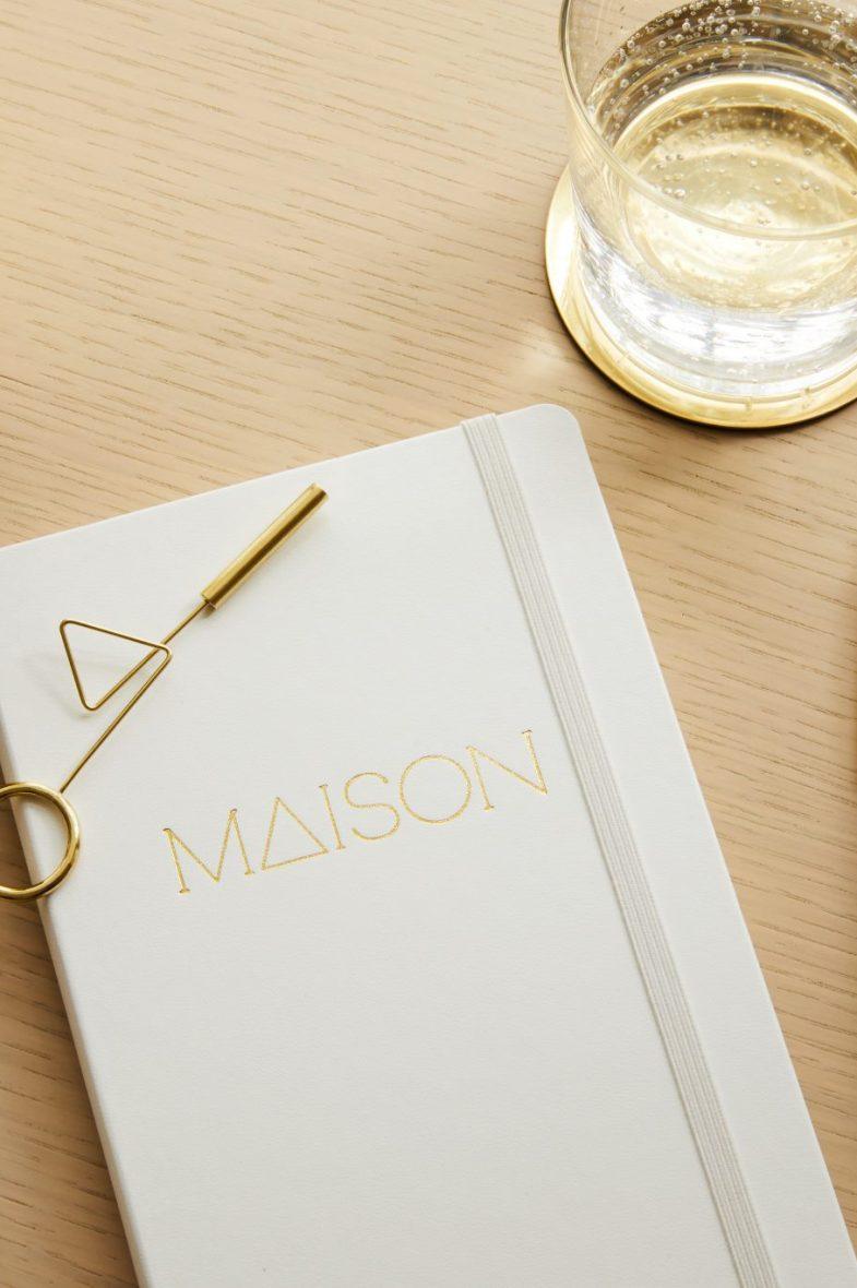 Maison notebook