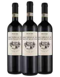 Cinque vini Villa da Filicaja [recensioni]