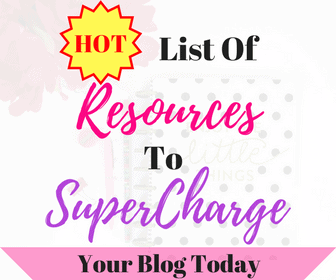 List Of Blogging Resources
