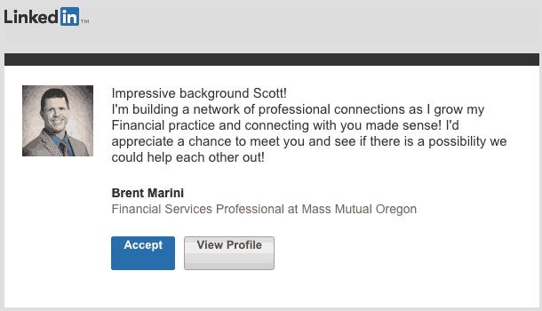 Brent marini, Scott Sakamoto, portland oregon, LinkedIn, please add me to your LinkedIn network, perfect