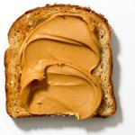 peanut butter toast, website redesign