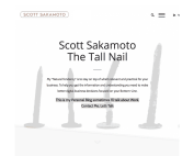 Scott Sakamoto, Portland, Oregon