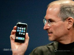 Steve Jobs, iPhone, Invented, June 2007