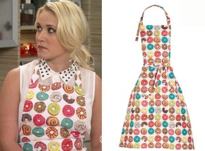Young and Hungry Donut Apron