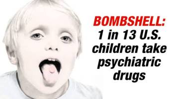 Don't Give Your Kids Psychiatric Drugs!