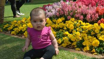 From Sickness to Health: Baby Ayla