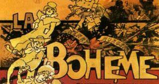Boheme Poster