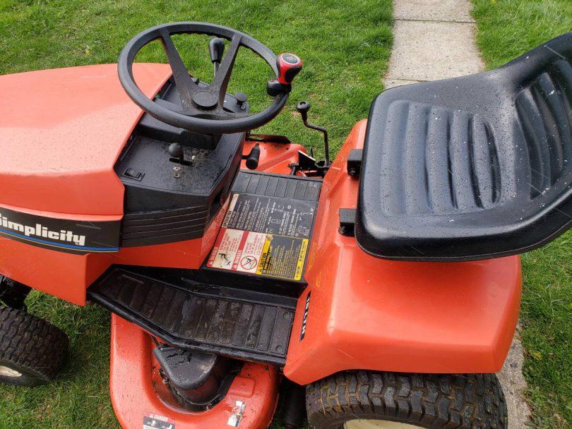 Twin V Troy Horse Manual Bilt Parts