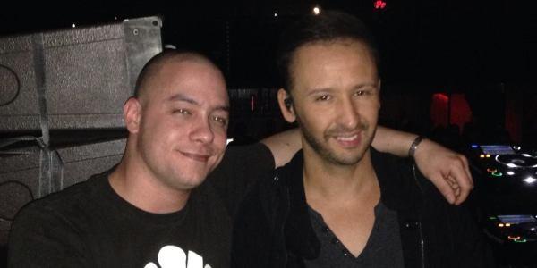 Brian Sanhaji & Ronny Vergara