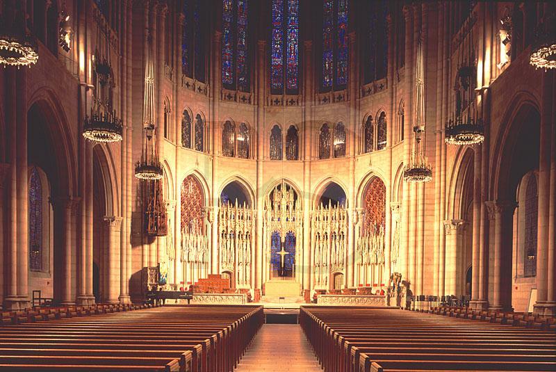 Riverside Church Interior