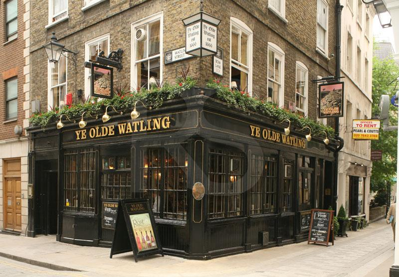 Ye Old Watling Pub