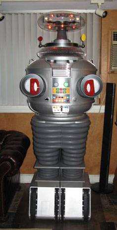 Lost In Space Robot B9 Replica Incredible Accuracy